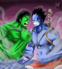 hulk nightmare luffy ginln deviantart