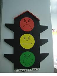 traffic lights craft for kıds 1 funnycrafts