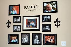 Picture Wall Decor Photo Frame Wall Decor Ideas Amazing Best 25 On Pinterest Hanging