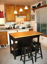 movable kitchen island with seating rolling kitchen island with seating for recommended small kitchen