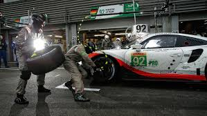 porsche 989 wec 919 hybrids finish third and fourth in spa