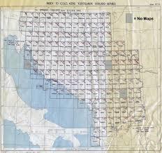Ww2 Map 100k Index To Wwii Topo Maps Of Yugoslavia