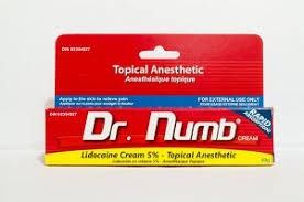 How Long Does Tattoo Numbing Cream Take To Work | numb topical anesthetic cream