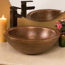 Basin Sink by Antique Copper Basin Sink Signature Hardware