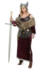 plus sized women u0027s viking goddess