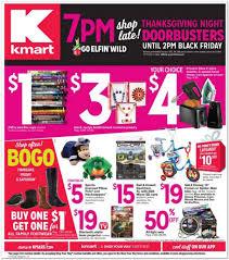 kmart black friday ad deals sales 2017 kmart s black friday 2016 adscan