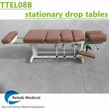 chiropractic drop table technique manual chiropractic drop tables durable and stationary ttel08b2