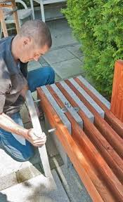 How To Build Wood Bench 61 Best Ideas Images On Pinterest Balcony Wood And Architecture
