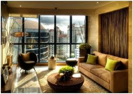 decorative ideas for living room apartments with goodly design for