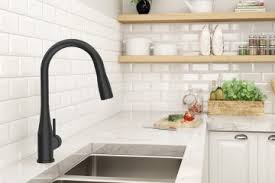 kohler black kitchen faucets kohler matte black kitchen faucets rainbowinseoul