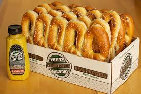 pretzel delivery philly pretzel factory caviar