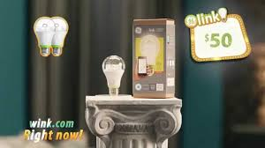 ge link light bulb ge link lighting and wink control your lights from anywhere youtube