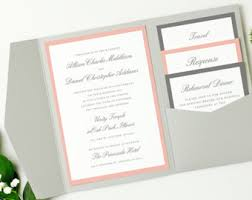pocket invitations pocket invitations swell grand