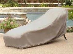 Covermates Patio Furniture Covers by Mr Bar B Q Backyard Basics Eco Cover Pvc Free Double Chaise