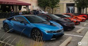 Bmw I8 Blue - bmw i8 26 october 2016 autogespot
