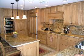Light Birch Kitchen Cabinets Sweet Looking Light Brown Kitchen Cabinets Design Ideas Cabinet