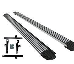 lexus rx400h uk lexus rx400h 2005 2009 u0027ocean u0027 aluminium running boards direct 4x4