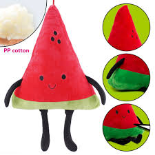 watermelon emoji amazon com coffled cute watermelon pillow cushion plush toy doll