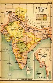 Map Of India States by File Igi1908india1857b Coloured Jpg Wikipedia