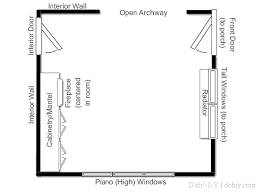 designing a built in cabinet and fireplace for a 1920s bungalow