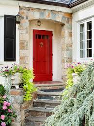 Red Roof Alexandria Virginia by Curb Appeal Ideas From Alexandria Virginia Hgtv