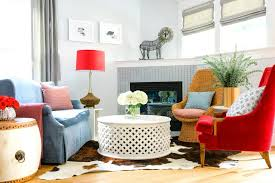 furniture for livingroom how to decorate with mismatched furniture hgtv