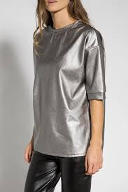 leather blouse b mine faux leather blouse from tel aviv by bmine shoptiques