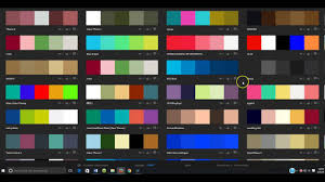 how to use the adobe color wheel basic youtube