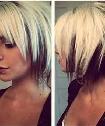 funky hairstyle for silver hair 15 cool funky short hair styles http www short haircut com 15