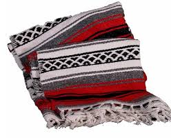 Mexican Rug Sweater Authentic Mexican Blanket