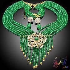 bridal pearl necklace sets images Indian bridal pearl necklace jewellery sets bridal kundan necklace jpg