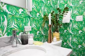 12 chic wallpapers you u0027d never guess are removable photos