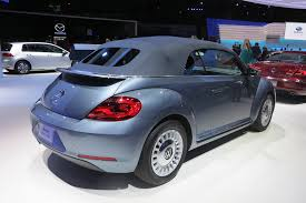volkswagen beetle colors volkswagen beetle puts on denim suit for special edition model