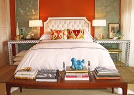 coral paint colors bedroom eclectic with wood flooring plastic