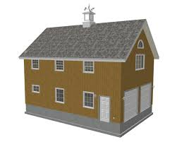 2 Story Houses 2 Story Pole Barn Homes Story Barn Plans Blueprints