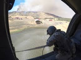 Ca Wildfire Training by California Wildfire Grows As Dry Conditions Persist U2013 Las