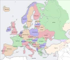 Got Map File Europe Countries Map Got Png Wikimedia Commons