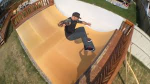 Backyard Skateboard Ramps Council Approves Backyard Skateboarding After Decades Long Ban