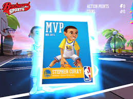 Backyard Sports Game Backyard Sports Fetes Stephen Curry License Global