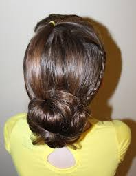 hairstyles for gymnastics meets hairstyles for girls the wright hair poof braid to bun