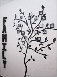 home furniture tree wall painting teen room decor diy room