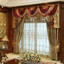 color custom made embroidery window curtains online inside custom
