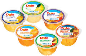 dole fruit bowls dole fruit cups all the best fruit in 2018
