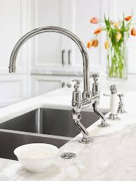 Bridge Faucets For Kitchen by 14 Best Kitchen Hardware Faucets Images On Pinterest Kitchen