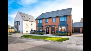 david wilson homes the archford eastfield lawley village