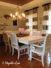 Eleven Ways To Update And Makeover An Outdated Or Damaged Dining Table - Dining room makeover pictures