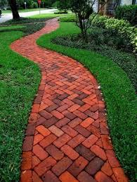 Recycled Brick Driveway Paving Roseville Pinterest Driveway by Mer Enn 25 Bra Ideer Om Brick Paving På Pinterest Hagesti