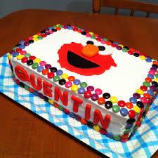 elmo birthday cakes elmo birthday cake