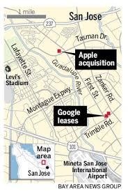 san jose school map and apple seal san jose property deals in tech
