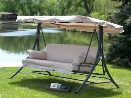 Patio Swing Chair by Outdoor Swing Chair With Canopy Porch Swing Replacement Springs